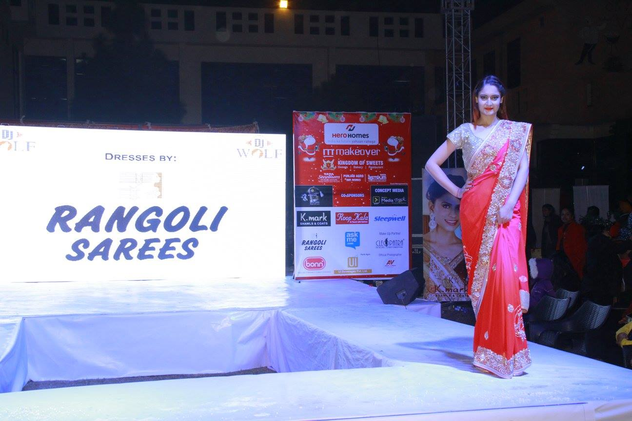 Nupital Knot – Fashion Show by SMT